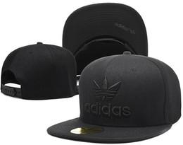 057ceaaeaac Designer hats New Snapback Hat Cap Snap back Baseball football basketball custom  Caps Flat cap hiphop bone cap adjustable size drop Shipping
