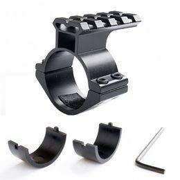 "$enCountryForm.capitalKeyWord Australia - 1pc Rifle Scope Mount Barrel 1""  25.4mm 30mm Ring Adapter w  20mm Scope Weaver Picatinny Rail Mount with Insert caza"