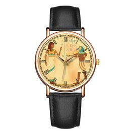 Leather Promotional Gifts Australia - Baosaili Promotional Watches Made in China Man Women Watches Case Stainless Steel Back Roman Numerals Face Clock Gift B-9079