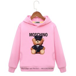 China Spring Children's Clothes Jacket Children Sleeve Head Sweater Pure Cotton Cartoon Printing Girl colors boys hoodie baby clothing cheap sweater jacket girl suppliers
