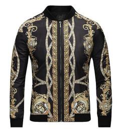 Luxury Motorcycle Jackets Australia - luxury designer fashion men's motorcycle jacket lapel collar Slim casual men's denim jacket blue shirt men's jacket brand