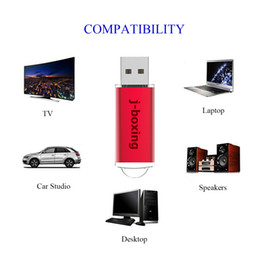 $enCountryForm.capitalKeyWord Australia - Red Bulk 20pcs Rectangle USB Flash Drive 256MB Flash Pen Drive High Speed Thumb Memory Stick Storage for Computer Laptop Tablet Macbook