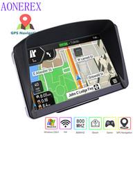 $enCountryForm.capitalKeyWord Australia - 7 inch HD car GPS navigation FMGPS256MB Navitel satellite voice GPS navigation truck car accessories Europe lates