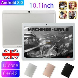Quad core 5.7 inch phone online shopping - 10 quot Tablet PC G G Core Android Dual SIM Camera Wifi Phone Phablet UK