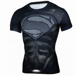 Wear Compression Shorts Australia - CANGHPGIN Rashgard Man Running Shirt Men Short Sleeve Soccer Jerseys Men's Compression Tights Fitness Sports Wear 2018