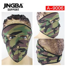 $enCountryForm.capitalKeyWord Australia - JINGBA SUPPORT Camouflage Full Face tactica Mask Facemask Halloween Cool Mask Mens Outdoor Sport Ski bike dropshipping