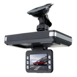Wholesale 2018 Auto Parts Car DVR Dash Camera Car Styling In MFP MP Car DVR Recorder Radar Speed Detector Trafic English