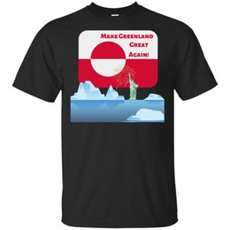$enCountryForm.capitalKeyWord Australia - Donald Trump Make Greenland Great Again Purchase T-Shirt Black-Navy MEn-Women