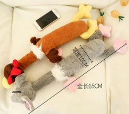 $enCountryForm.capitalKeyWord Australia - Dog, cat and dog short plush cross-border long toys gnawing molars interactive toys pet supplies