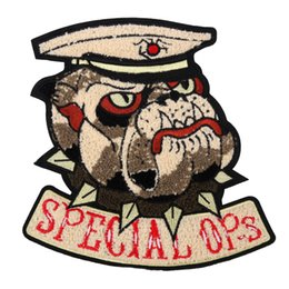 $enCountryForm.capitalKeyWord Australia - embroidery chenille dogs patches for jackets,embroidered towels letter badges appliques for jeans,patches for clothing