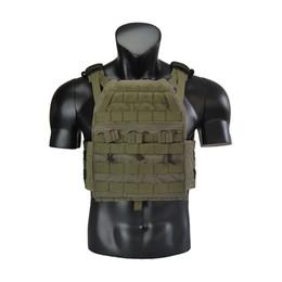 Delustered Assaulter Alpc Plate Carrier Tactical Vest Bullet Proof Vest Airsoft Cqb Cqc Wargame hunting Hunting Police Tw-vt12 on Sale