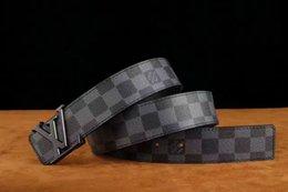 Z Buckle Leather Belt UK - 2019 new hot designer belt men high quality luxury smooth Z buckle leather belt men cinto cinturon mujer belts for men brand belts