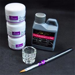 Beautiful nail acrylic online shopping - Pro Simply Nail Art Kits Acrylic Liquid Pen Dappen dish Tools Set You can create beautiful nail design whatever you want