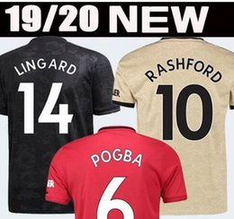 new product 63687 f5a87 Discount Pogba Black Jersey | Pogba Black Jersey 2019 on ...
