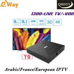 $enCountryForm.capitalKeyWord Canada - IPTV M3u Subscription Iptv Dutch Italy German French Spanish 1300 Live TV + VOD For Android 8.1 T9 RK3328 WIFI Box Smart TV