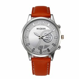 Lady Woman Wrist Watch Australia - 2019 Woman Watch Classic New Men ladies watches casual Watch Wrist Leather Strap Quartz Casual Watches#P6