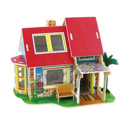 Diy 3d Miniature Assemble Box Theater Creative Diary Building Dollhouse Kits With Funitures For Child Festival Handmade Gifts Model Building Toys & Hobbies