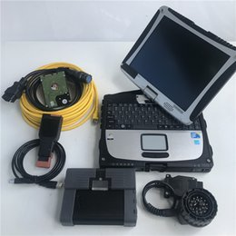 EnginE codE rEadErs online shopping - Wins7 bit For bmw icom A B C Diagnostic scanner with soft ware GB HDD V09 ISTA D ISTA P in cf19 g LAPTOP