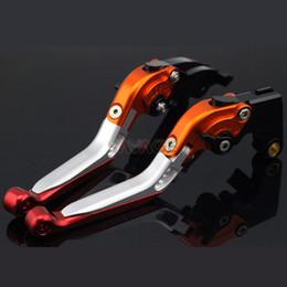 $enCountryForm.capitalKeyWord Australia - Brake Clutch Lever For HONDA CBR1000RR 2008-2018 CBR600RR 2003-2017 Motorcycle Accessories Folding Extendable logo REPSOL