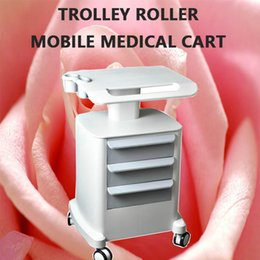 Carts Trolleys Australia - New Professional Trolley Roller Mobile Medical Cart with drawers Assembled Stand Holder for Beauty Salon SPA HIFU Machine