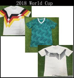 germany world cup jersey 2019 - 2018 Germany Kroos World Cup 2019 Soccer jerseys 18 19 Germany Fans Model DRAXLER OZIL REUS GOTZE WERNER Football Shirts