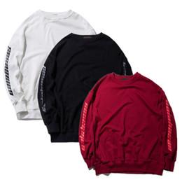 a0cad61ed New Season 4 Hoodie Kanye West Hip Hop Street Sport Mens Designer Hoodies  Black White Red Calabasas Loose Fit Pullover Sweatshirt