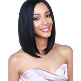 Full short silk lace wig online shopping - Silk Base Bob Wigs Lace Front Virgin Brazilian Hair Short Hairstyles Glueless Top Silk Base Full Lace Human Hair Wigs For Black Women