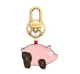 $enCountryForm.capitalKeyWord Australia - 2019 M67396 WILD PUPPET PALM SPRING BEAR KEYCHAIN Leather Bracelets Chromatic BAG Charm AND Key Holder Scarves Belts Gift