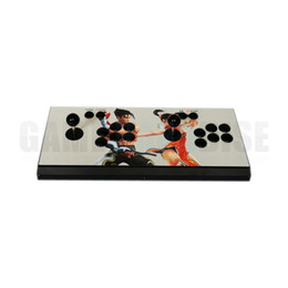 arcade kits NZ - box 3D 2200 in 1 Family Arcade Game Console for TV PC Monitor kit arcade console stick HDMI and VGA output