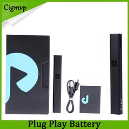 Play battery online shopping - Newest Exotics DNA Plug Play Pod Battery mAh Lipo E Cigarette Vape Pen Battery for Empty Pods