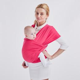 $enCountryForm.capitalKeyWord NZ - 15pcs Multifunction Infant Breastfeed Sling Baby Stretchy Wrap Carrier Breastfeeding Strollers Gallus Kid Breastfeeding Hipseat Backpack