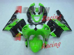 Kawasaki Zx7r Abs Fairing Kits Australia - High quality New ABS motorcycle fairings fit for kawasaki Ninja ZX7R 1996-2003 ZX7R 96 97 98 99 00 01 02 03 fairing kits cool green black