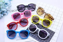 $enCountryForm.capitalKeyWord Australia - Children sun glasses girls leopard grain flare sunglasses fashion designer kids beach eyeglasses boys show props UV400 Goggles F6980
