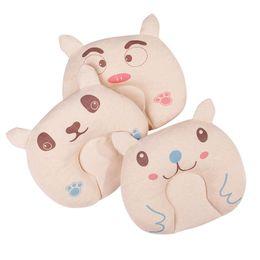 $enCountryForm.capitalKeyWord NZ - Cute Baby Bedding Pillows Cotton Cartoon Bear Styles Pillow Prevent Flat Head Support Anti-migraine Baby Pillow for Newborn