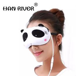 $enCountryForm.capitalKeyWord NZ - HANRIVER High quality Cartoon cute febrile eye mask sleep steam heating to relieve the black eye eye fatigue USB hot selling T190618
