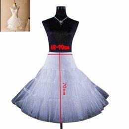$enCountryForm.capitalKeyWord UK - wholesale Cheap Wedding Accessories Petticoat Vestido Longo Short Crinoline Underskirt Hoop Skirt Colored Petticoats Fast