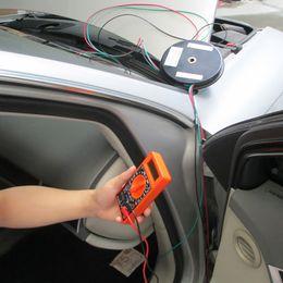 $enCountryForm.capitalKeyWord Australia - Tool Connection Auto Multimeter Adjustable Retractable Durable Accessory Car Repair Test Lead Three Chuck Extension Wire Reel