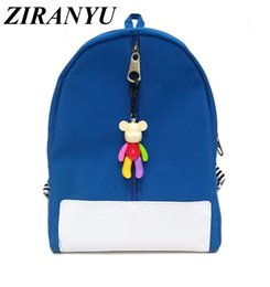 girls kindergarten bags NZ - Cute Children School Bags for girls boys schoolbag kindergarten backpack nursery baby rucksack kids book bag mochilas