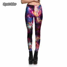 women colorful yoga pants 2019 - New Popular Sexy Women Leggings Trousers Yoga Fitness High Elastic Colorful Gym Running Tights Slim Outdoor Pants S-4XL