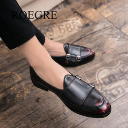 Top Business Casual Shoes Australia - Big Size 38-48 Oxfords Leather Men Shoes Fashion Casual Pointed Top Formal Business Male Wedding Dress Flats Mocassin Homme Wholesale as704