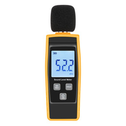 Portable Mini Digital Sound Level Meters Decibel Meter Logger Noise Audio Detector 30-130dB Noise Level Measure Diagnostic-tool