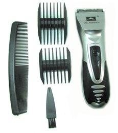 $enCountryForm.capitalKeyWord Australia - Free Shipping One Pc Pro Hair Trimmer Clipper Portable Styler Cutter Groomer Travel Dry Beard Battery Kit