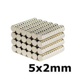 $enCountryForm.capitalKeyWord Australia - 5x2 Strong Powerful Neodymium Precision Magnet Small Disc For Refrigerators Micro Magnets 5mm Home School Office Neodimio Imanes