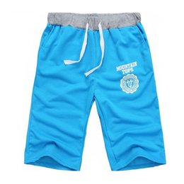 $enCountryForm.capitalKeyWord Australia - Men Shorts Half Summer Beach Wear Fashion Printing Breathable Cotton Casual Pants for Outdoor Free Shipping