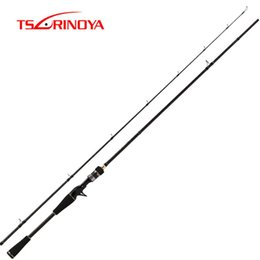 $enCountryForm.capitalKeyWord Australia - TSURINOYA MYSTERY II 2.16m Casting Fishing Rod F Power Lure Weight 6-18g Carbon Fishing Pole Vara De Pesca Carp Lure Rod