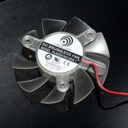 intel x5 UK - New 12V GT440 GT240 X5 GT240 Graphics card fan 6.5cm diameter 12V 0.30A PLA07015S12HH-1