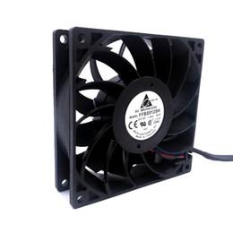 $enCountryForm.capitalKeyWord Australia - 1pcs 90mm fan 92*92*25mm FFB0912SH with original connector dual motor 9025 12V 1.04A