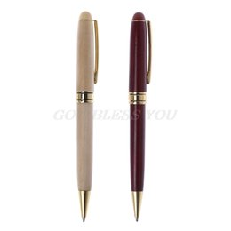 Pen Handmade Australia - Creative Pens Handmade Twist Wood Ballpoint Pen School Student Stationary Office Writing Tool