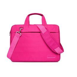 $enCountryForm.capitalKeyWord UK - NEW Laptop bag 17.3 17 inch Nylon airbag shoulder handbag computer bags Waterproof Messenger Women men Notebook bag Briefcases #298155