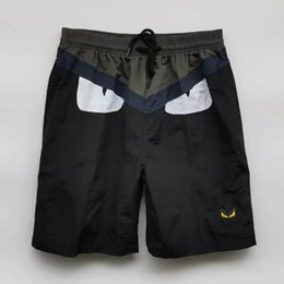 Discount swimwear trends - New Arrival Mens Designer Shorts Summer Fashion Brand Sports Casual Short Pants Quick Dry Trend Cool Style Shorts Swimwe